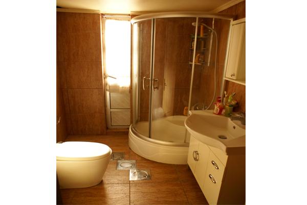 aley apartment bathroom