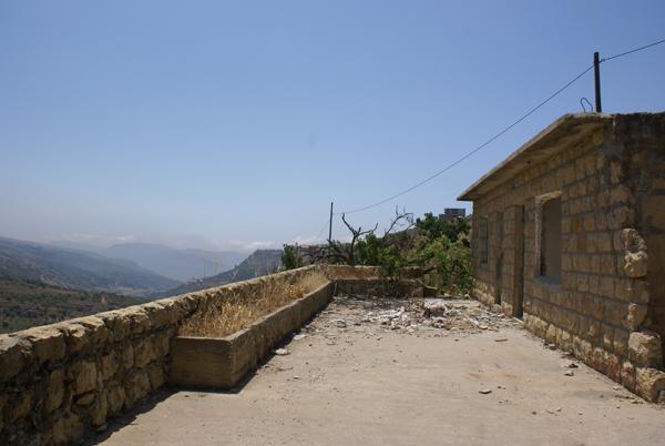 bhamdoun land views