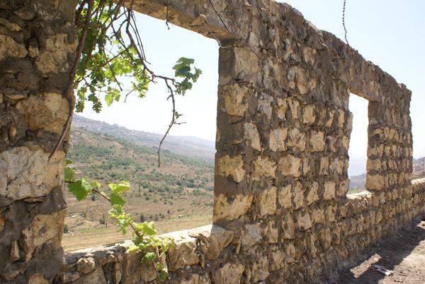 bhamdoun old house land sale