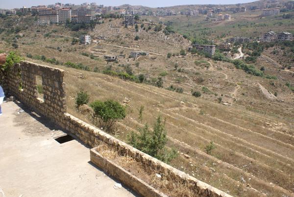 land in bhamdoun lebanon