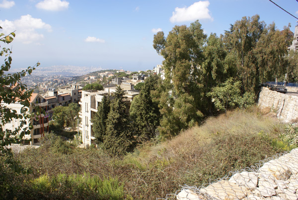 commercial land aley lebanon