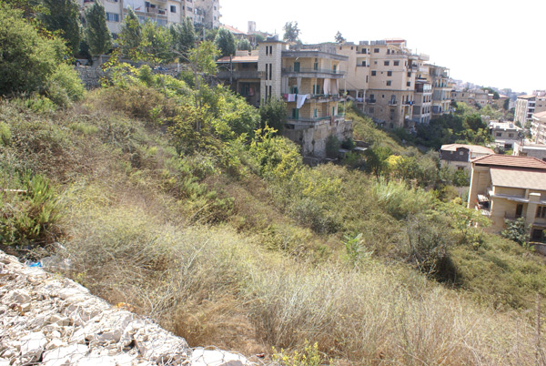 land for sale in aley mount lebanon