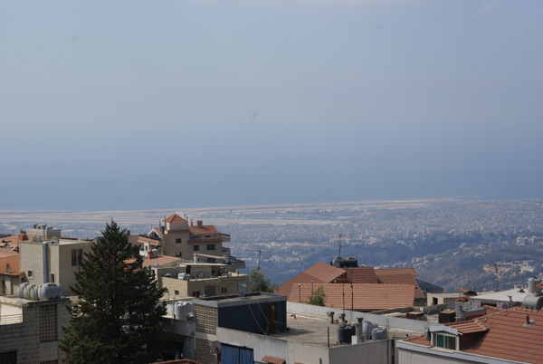aley land with views