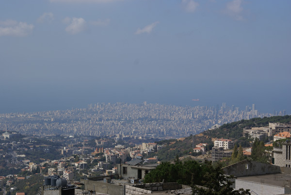 land for sale aley views beirut