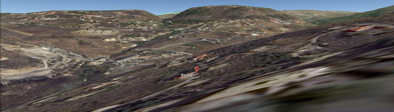 rejme aerial map view