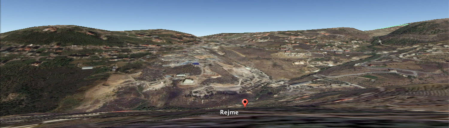 aerial map property rejme