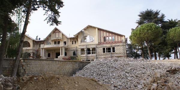 sheikha mozah aley lebanon property