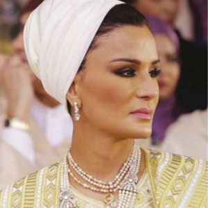 princess mozah of qatar
